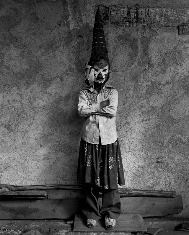 Graciela IturbideJano, Ocumichu, Michoacán, Mexique, 1980Tirage gélatine d'argentCollection Fondation MAPFRE© 2011 Graciela Iturbide--Graciela IturbideJano, Ocumichu, Michoacán, México, 1980 Gelatin silver printColecciones Fundación MAPFRE©Graciela Iturbide, 2011