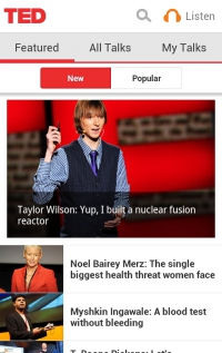 TED-App