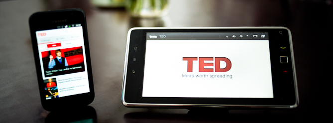 TEDTalks-App-Android-iOS