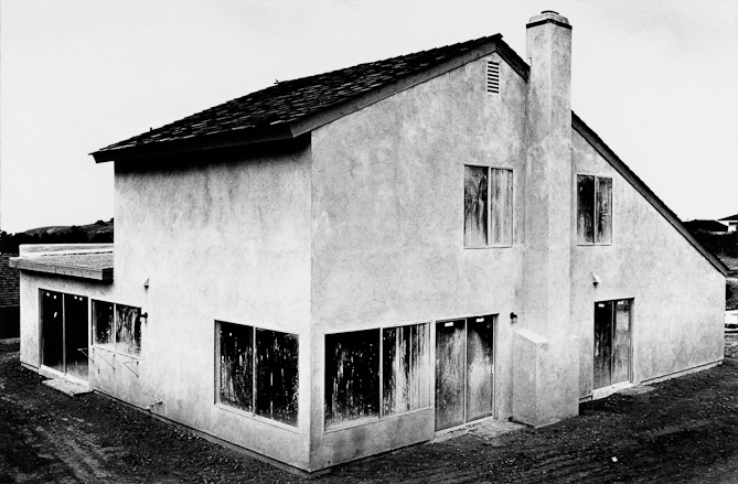 Lewis Baltz, Tract Houses